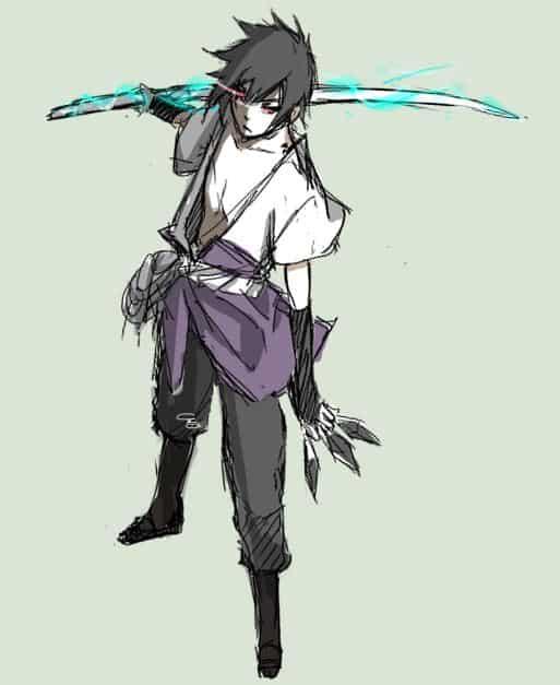 Sasuke's Sword, The Kusanagi